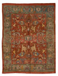 Vintage Bakshaish Tribal Wool Rug - 1550847