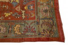 Vintage Bakshaish Tribal Wool Rug - 1550849