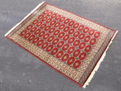 Vintage Bokhara Rug From Greece - 1596087