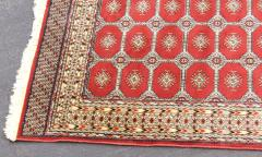 Vintage Bokhara Rug From Greece - 1596092