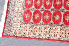 Vintage Bokhara Rug From Greece - 1596096