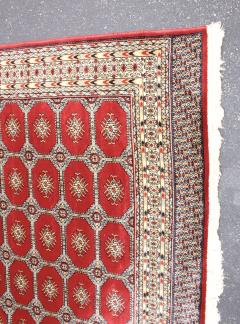 Vintage Bokhara Rug From Greece - 1596098