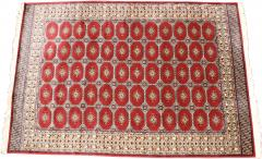 Vintage Bokhara Rug From Greece - 1596844