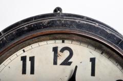 Vintage Burmese Wall Clock - 1443541
