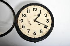 Vintage Burmese Wall Clock - 1443546