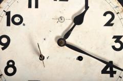 Vintage Burmese Wall Clock - 1443547