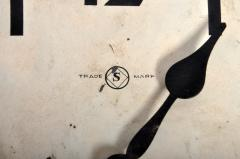 Vintage Burmese Wall Clock - 1443548