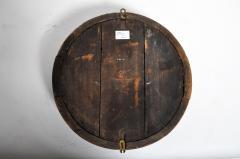 Vintage Burmese Wall Clock - 1443549