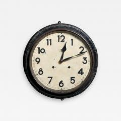 Vintage Burmese Wall Clock - 1444513
