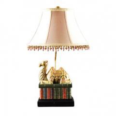 Vintage Camel Table Lamp - 150422