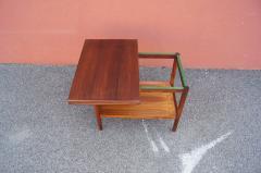 Vintage Danish Rosewood Flip top Tea Table - 1635490