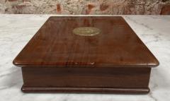 Vintage Decorative Italian Wood Box 1970s - 2078280