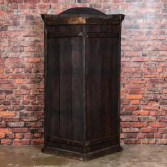 Vintage Decorative Painted 2 Door Corner Cabinet - 955479