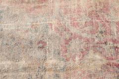 Vintage Distressed Wool Rug 10 X 14 - 1557921