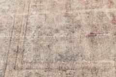 Vintage Distressed Wool Rug 10 X 14 - 1557922