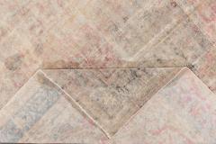 Vintage Distressed Wool Rug 10 X 14 - 1557923