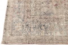 Vintage Distressed Wool Rug 10 X 14 - 1557927