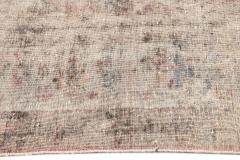 Vintage Distressed Wool Rug 10 X 14 - 1557928