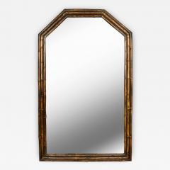 Vintage English Bamboo Mirror - 1100961