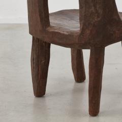 Vintage Ethiopian chair Ethiopia c 1950 - 1208398
