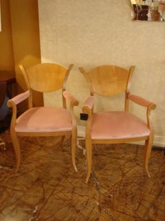 Vintage French Armchairs - 1959217