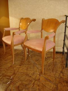 Vintage French Armchairs - 1959220