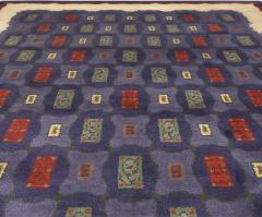 Vintage French Art Deco Rug by Paule Leleu - 493219