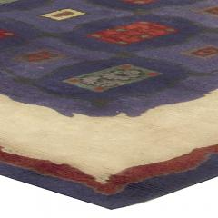 Vintage French Art Deco Rug by Paule Leleu - 493222
