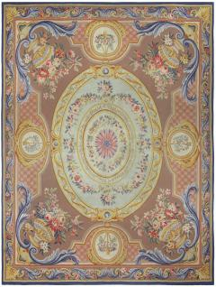 Vintage French Aubusson Rug - 1066974
