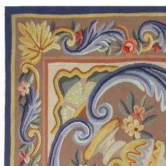Vintage French Aubusson Rug - 1066975