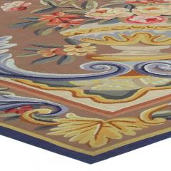 Vintage French Aubusson Rug - 1066976