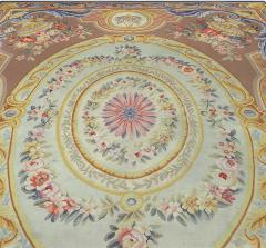Vintage French Aubusson Rug - 1066977