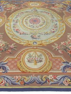 Vintage French Aubusson Rug - 1066978