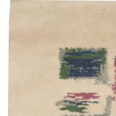 Vintage French Deco Rug - 493303