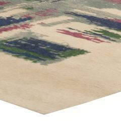 Vintage French Deco Rug - 493305