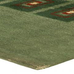 Vintage French Deco Rug - 493341