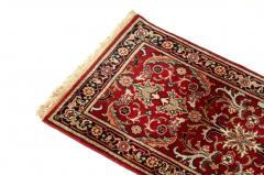 Vintage Hand Knotted North American Wool Area Rug - 1169140