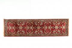 Vintage Hand Knotted North American Wool Area Rug - 1169144