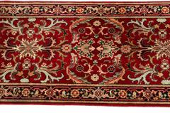 Vintage Hand Knotted North American Wool Area Rug - 1169145