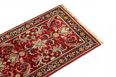 Vintage Hand Knotted North American Wool Area Rug - 1169146