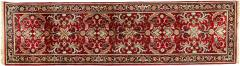 Vintage Hand Knotted North American Wool Area Rug - 1169218