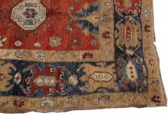 Vintage Heriz Wool Runner - 1559201