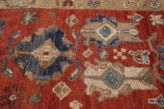 Vintage Heriz Wool Runner - 1559202