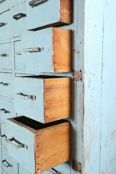 Vintage Industrial Multi Drawer Cabinet   312604
