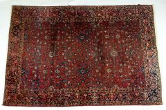 Vintage Iranian Hand Knotted Wool Area Rug - 1169183