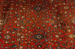 Vintage Iranian Hand Knotted Wool Area Rug - 1169185