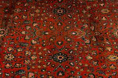 Vintage Iranian Hand Knotted Wool Area Rug - 1169188