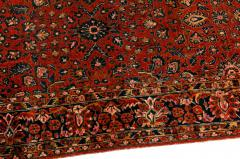 Vintage Iranian Hand Knotted Wool Area Rug - 1169189