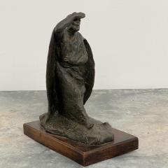Vintage Italian Bronze Statue of A Man - 1570961
