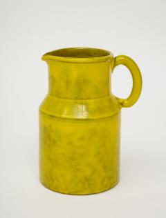 Vintage Italian Ceramic Pitcher Large - 1864857